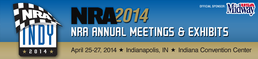 Join us for the NRA Indy 2014!